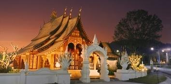 Vientiane and Northwest Laos