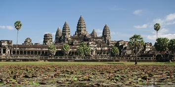 Why Monsoon Season is the best time to visit Angkor