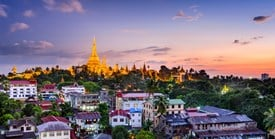 The Many Cultures of Myanmar