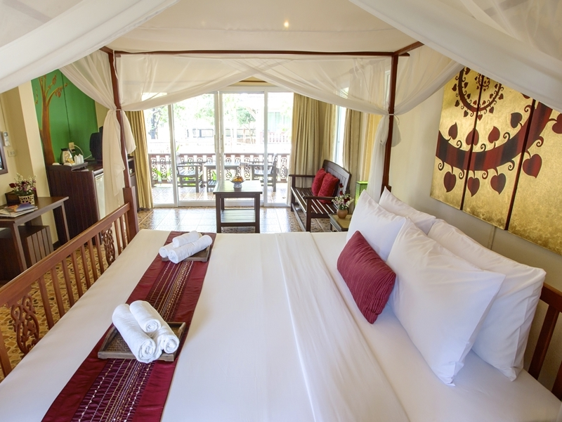 le charme sukhothai resort