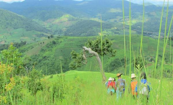 Off The Beaten Trek on Shan Plateau