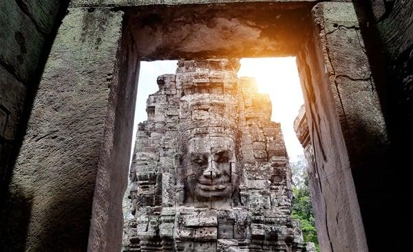 Cycling, Challenge Bangkok to Siem Reap