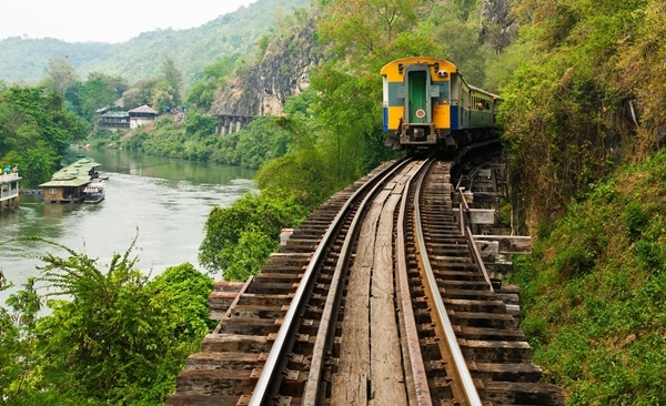 River Kwai Nature & Adventure Family Experience