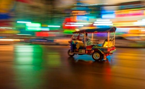 Luxurious Bangkok