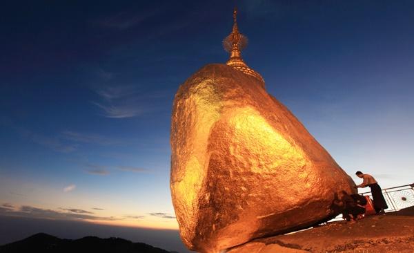 Thailand-Myanmar Overland