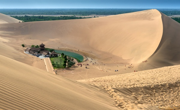 The Dunhuang Deserts