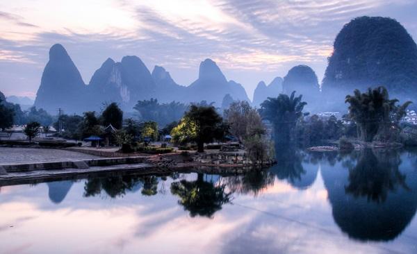 Family Trip in Yangshuo