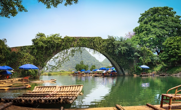 Two Days Cycling in the Yangshuo Countryside
