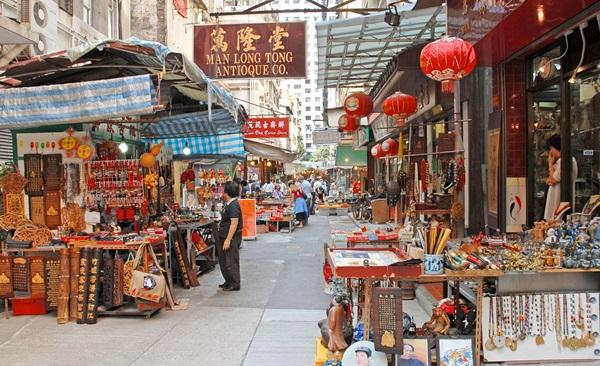 Hong Kong The Asian New York