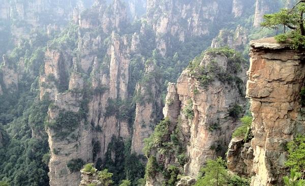 Hunan Province : National Park and Villages