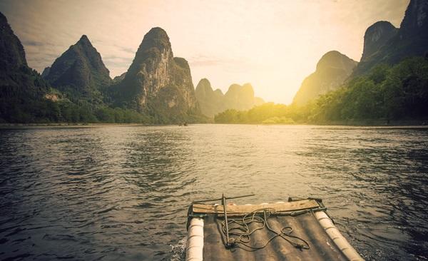 Yangtze Three Gorges River Cruise, President Cruise Boat 8