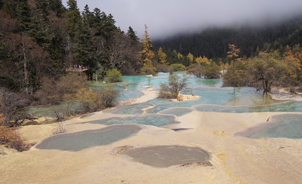 National Parks of Sichuan, Jiuzhaigou and Huanglong
