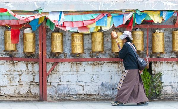 Tibet Express, Lhassa, Gyantse, Shigatse