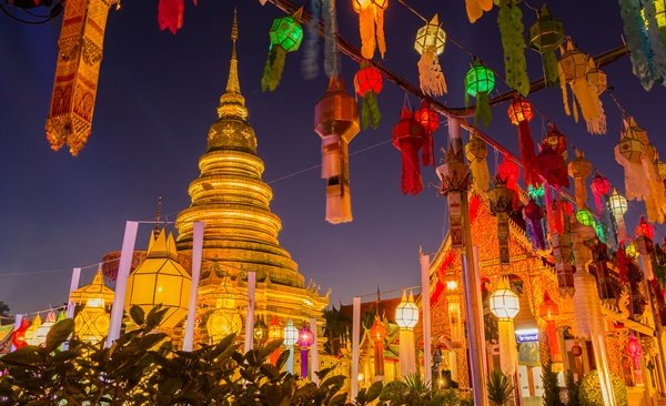 History and Culture: Loy Krathong Festival 2019