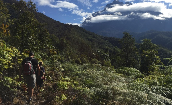 Trek In The Land of The Dusun