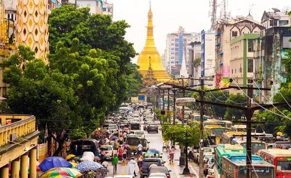 Myanmar at a Glance