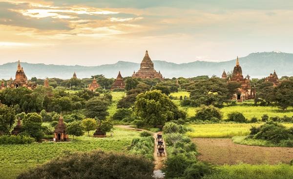 The Ultimate Burmese Road Trip
