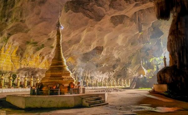 Southern Myanmar Sampler