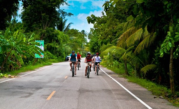 Cycling the Southern Highlights of Thailand