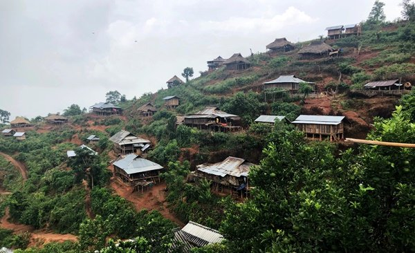 Active Kengtung, Hill Tribes of Eastern Shan State