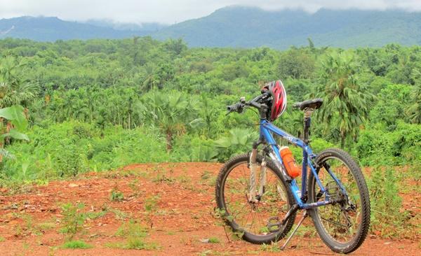 Cycling: Bangkok To Yangon