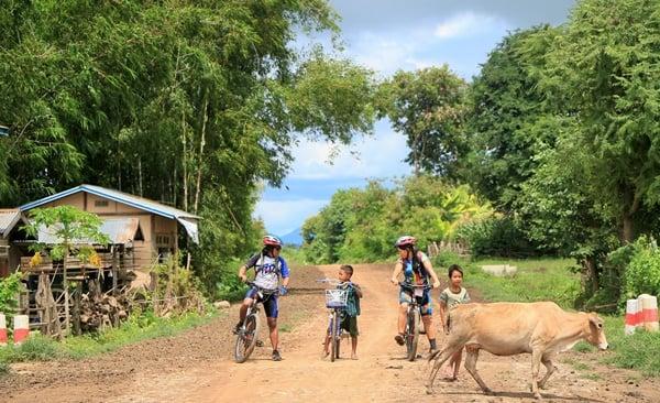 Burma Family Cycling Explorer