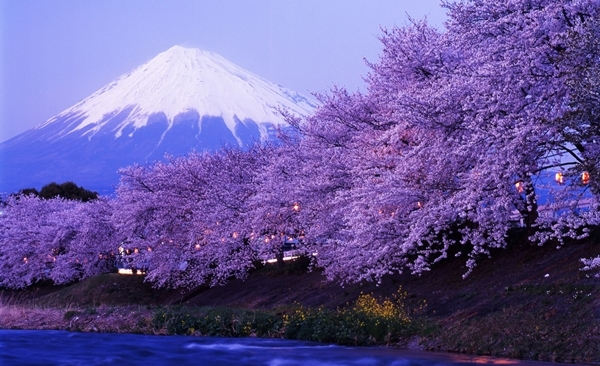 Sunrise From Fuji's Summit