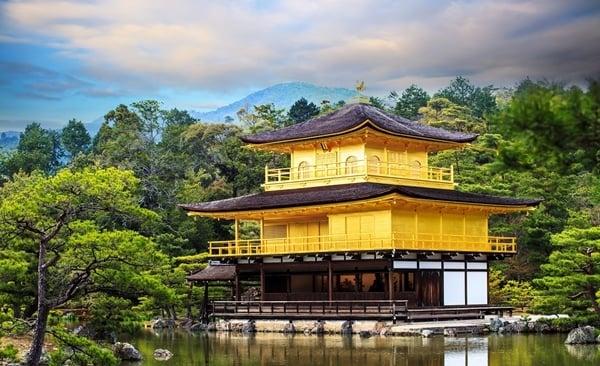 Silver Honeymoon in Japan