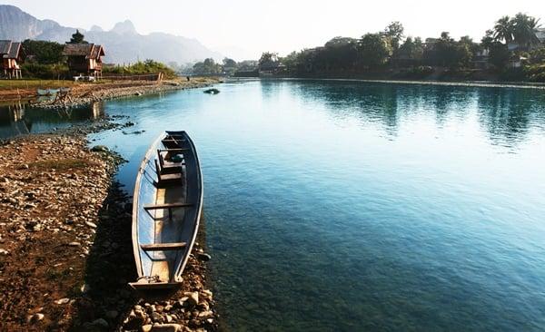Tour zen au Laos