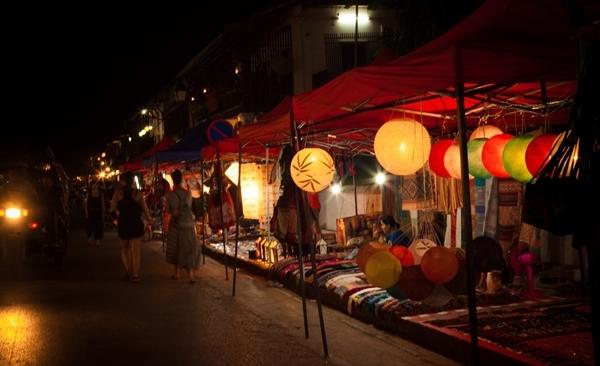 Romantic Luxurious Luang Prabang