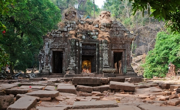 Natural Wonders of Central and Southern Laos