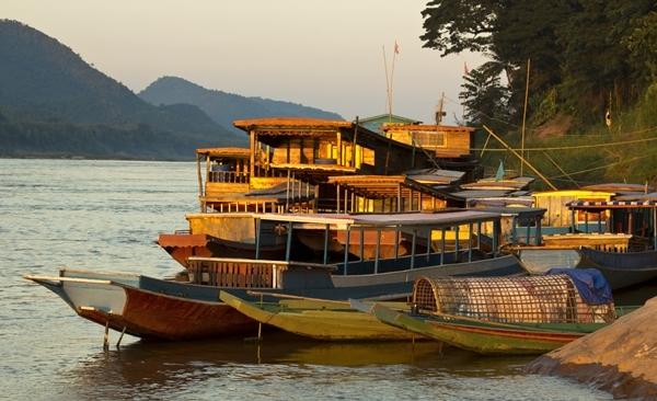 Luangsay Cruise and Kamu Lodge Upstream
