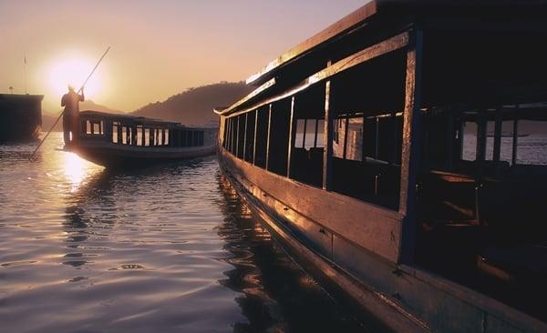 Private Cruise Huay Xai to Luang Prabang