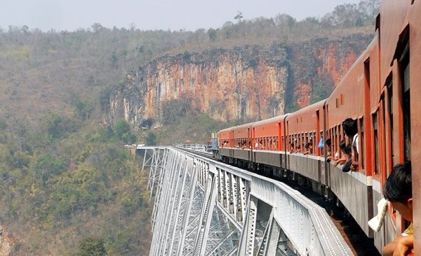 Tour Highlights for Northern Shan State by Train