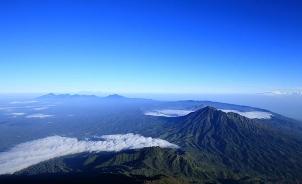 Trek Remote Slopes of North Bali