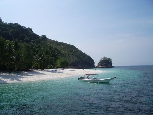 Secret Escape to Rawa Island