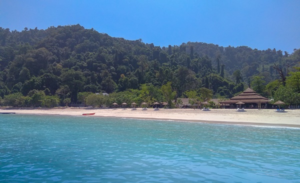 Glamping in the Mergui Islands