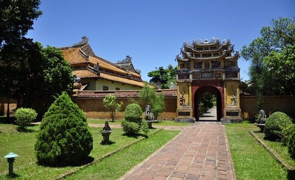 World Heritage ride of Hue and Hoi An