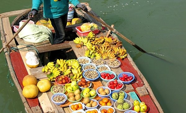 Tour Highlights for Overnight Cruise on the Mekong