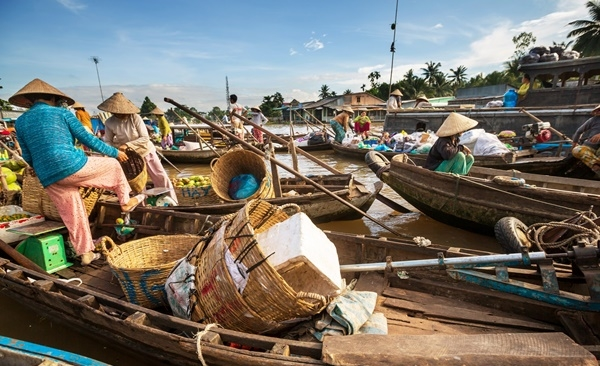 Tour Highlights for Mekong Delta Family Holiday