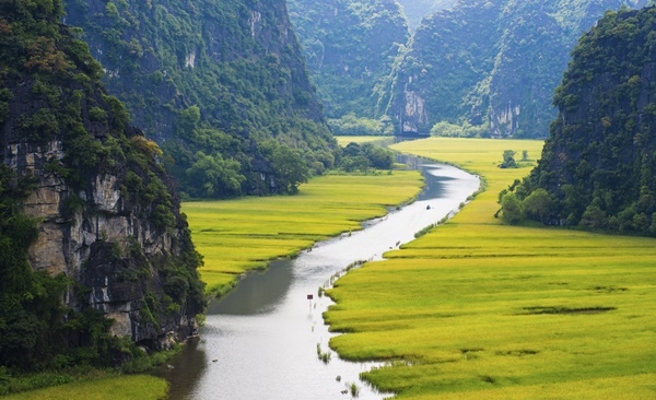 Nature and Cottage Industries of Ninh Binh