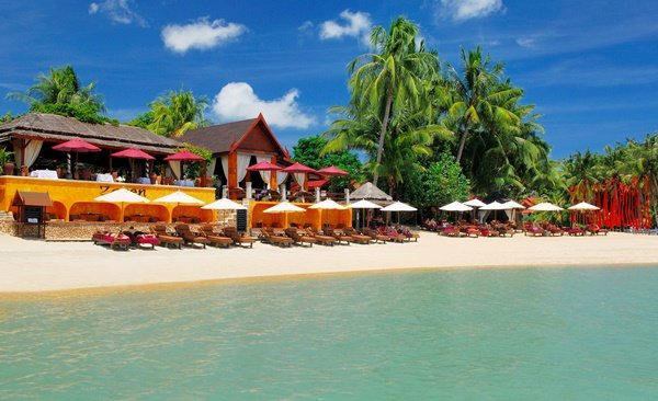 Beach Break at Samui