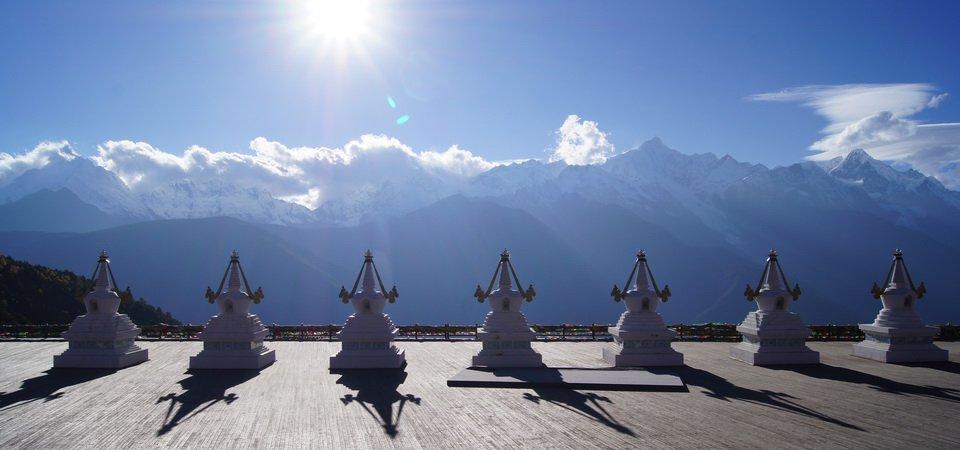 Photo of Shangrila, Stairway to Heaven, China
