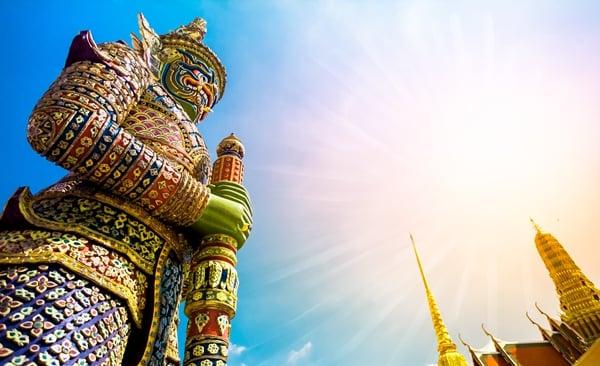 Bangkok's Spiritual Experience