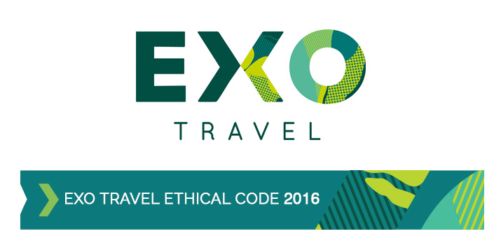 EXO TRAVEL ETHICAL CODE 2016