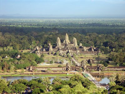 Khmer Empire Houses The Khmer Empire One of The