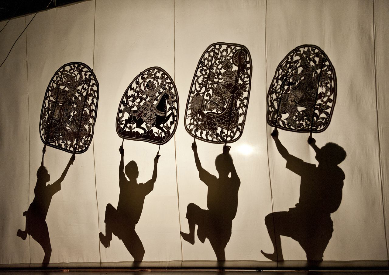 indian shadow puppets Wayang golek on the other hand is a different kind of puppet play which uses wooden puppets instead of leather this uses more or less the same stories as wayang kulit but, without a shadow being portrayed on a screen.