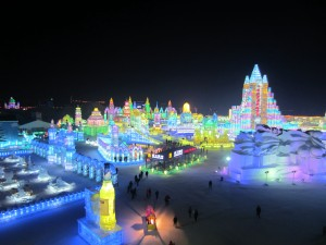 Harbin Ice carving festival (7)