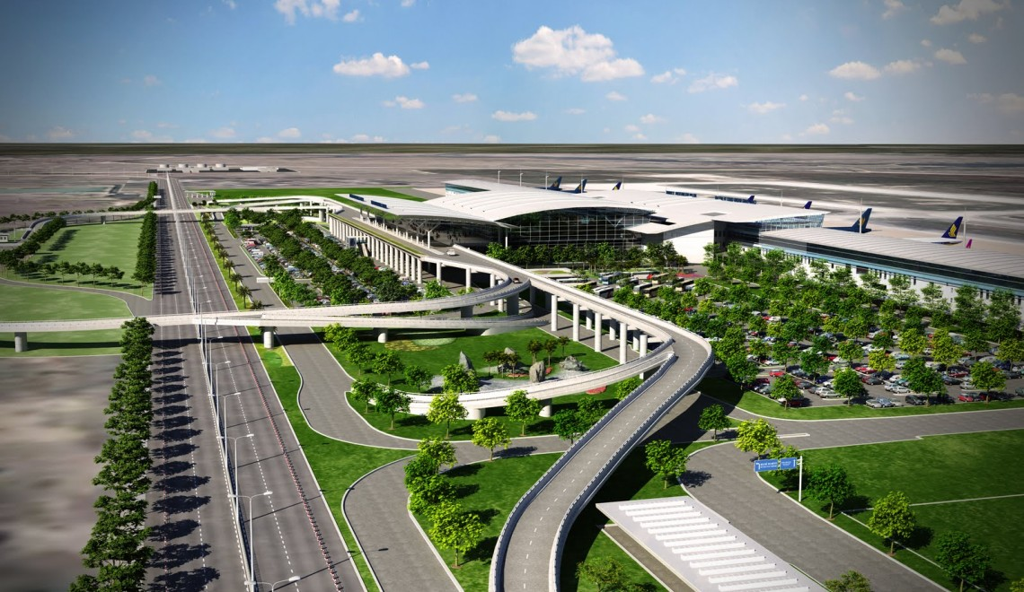 Noi Bai International Airport Terminal 2