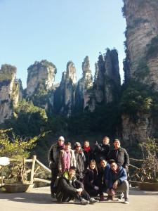 Zhangjiajie fam trip_China